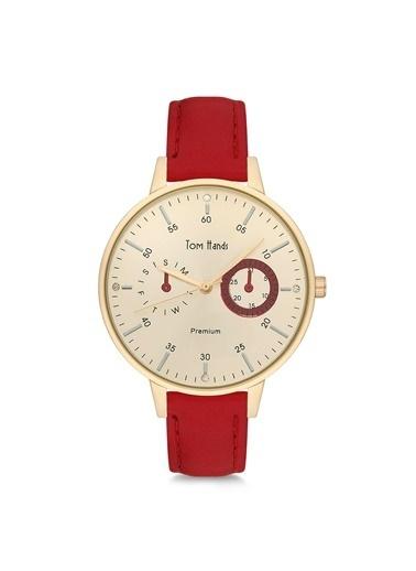 Tom Hands Saat Kırmızı